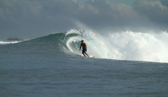 Surfen in Indonesien