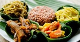 Indonesisches vegetarisches Curry