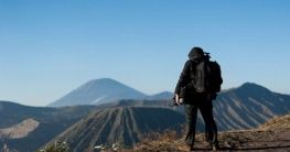Wandern in Indonesien