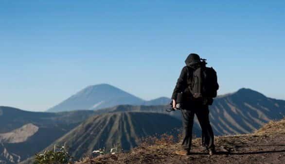 Wandern in Indonesien