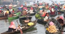 Banjarmasin Floating Market