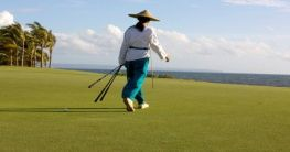 Golf in Indonesien