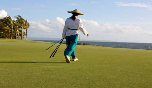 Golf in Indonesien