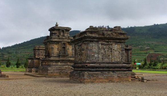 Arjuna Tempel