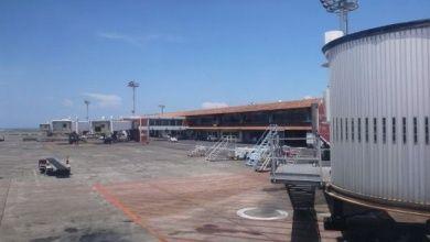 Flughafen in Denpasar
