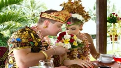 Heiraten in Indonesien