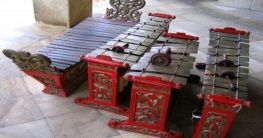 Indonesisches Musikinstrument