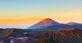 Vulkan in Indonesien
