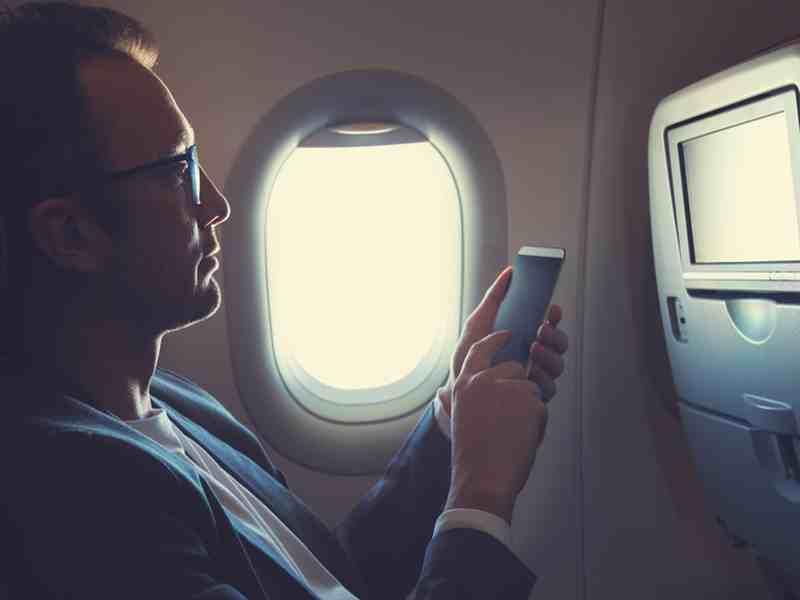 Flug nach Indonesien